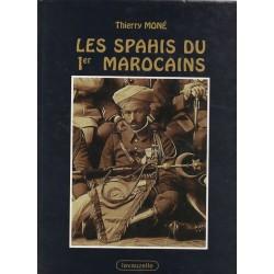 Les Spahis du 1er Marocains.