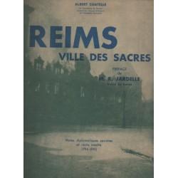 Reims ville des Sacres....