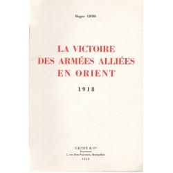 Libération de l'Alsace.