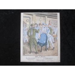 1916. La Madelon.